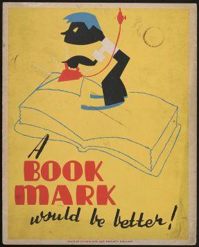Library of Congress, between 1936-1940, gefunden bei Flickr Commens