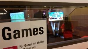 Gaming-Raum