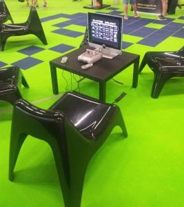 Retro-Gaming-Area