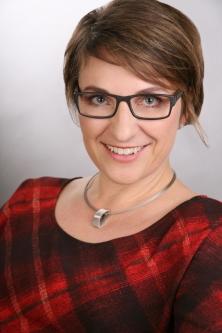 Sonja Bluhm, Trainerin der Fortbildung