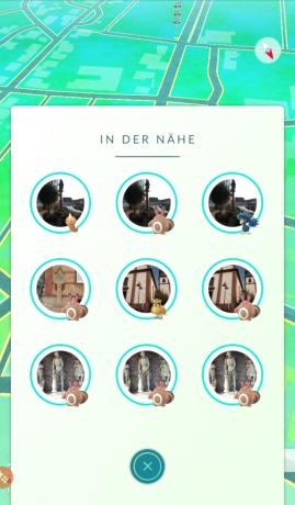 PokémonGo - Beispiele