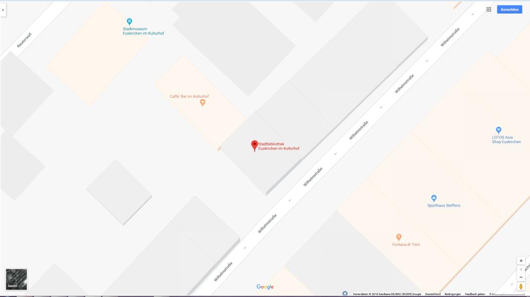 Google Indoor Maps_Euskirchen_Zwischenstand_18_11_22