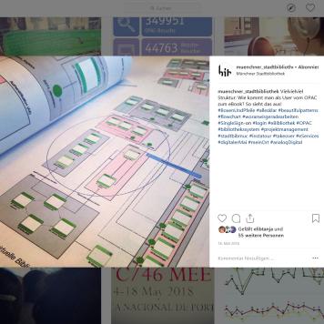 Münchner Stadtbibliothek Instagram - https://www.instagram.com/p/Bi6z9yLAiKw/