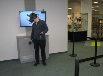 Virtual Reality-Station