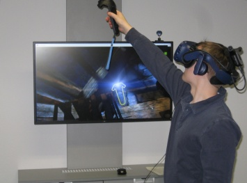 Virtual Reality in Aktion