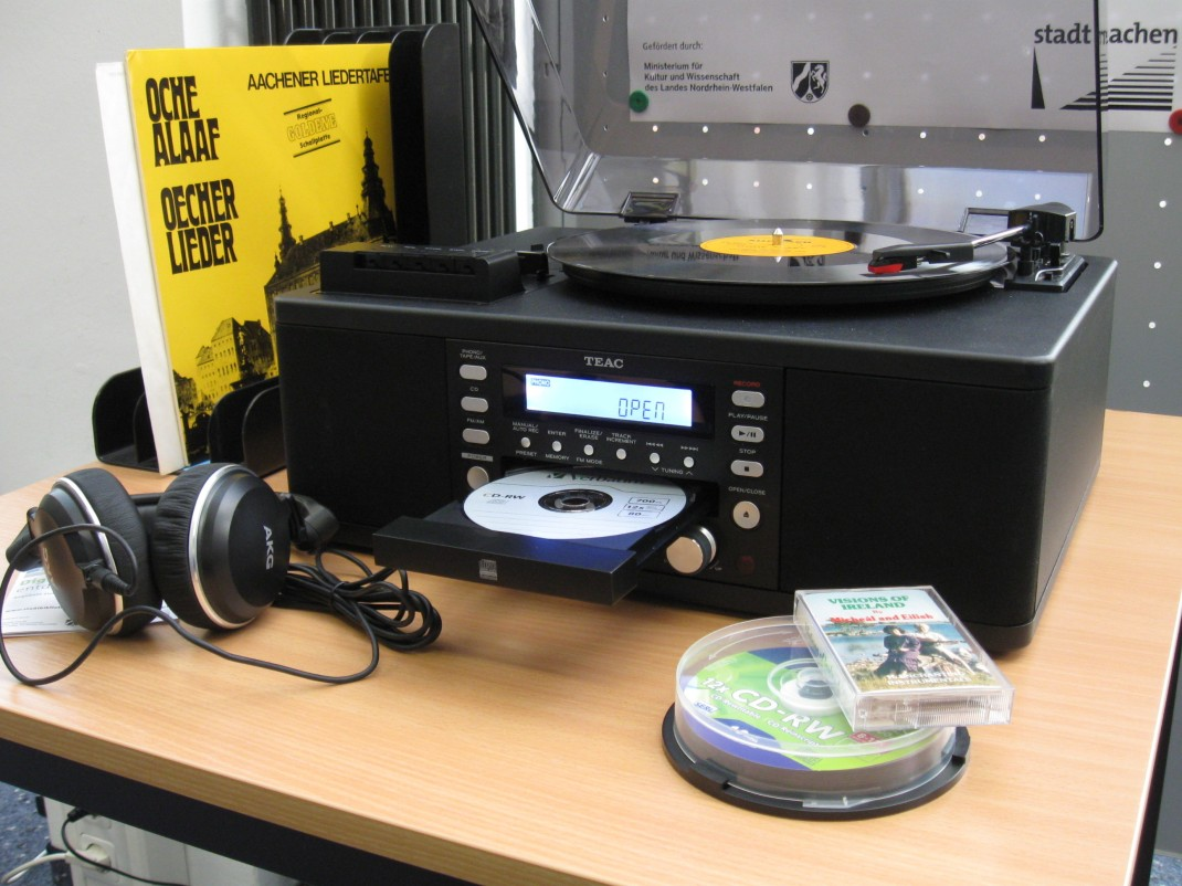 FilmBar zum Digitalisieren von Kassetten