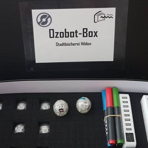Ozobot-Koffer
